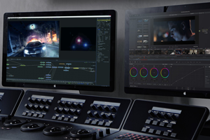 Blackmagic Design Fusion & Resolve
