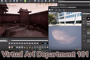 Virtual Art Department