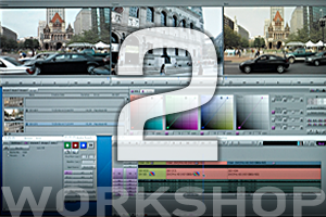 Avid Media Composer 2 workshop
