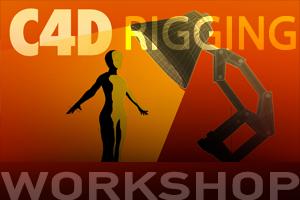 C4D Animation and Rigging