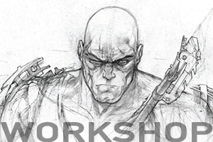Comic Book Illustration Workshop