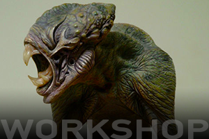 Creature Design with Jordu Schell