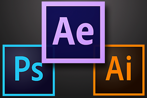 Photoshop & Illustrator for After Effects
