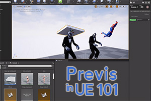 Previs in UE