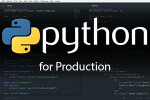 Python for production